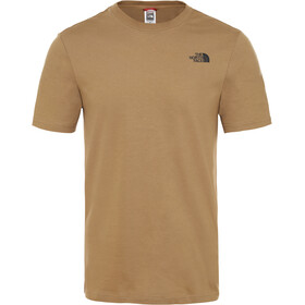 The North Face Redbox SS Tee Herren british khaki